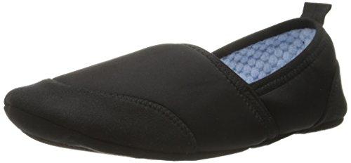 Acorn , Chaussons pour femme One Size Noir