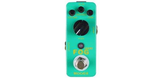 Mooer Fog - Klassisches Fuzz Pedal für E-Gitarre / E-Bass