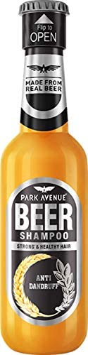 Park Avenue Anti-Dandruff Beer Shampoo, 350ml
