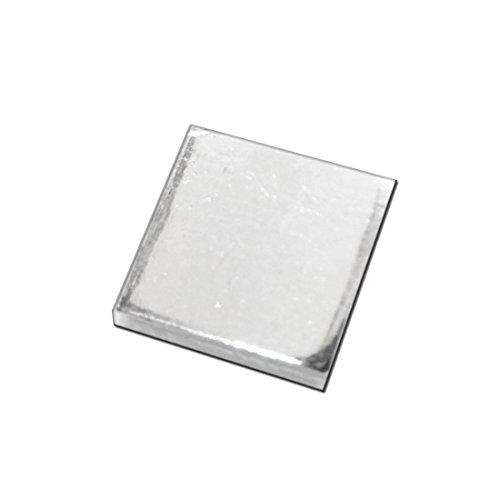 Karizma Jewels Pure Silver Square Piece Of Silver Chandi Ka Tukra Chokor