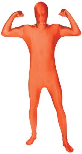 Morphsuits MGOX - Leucht Kostüm, XL, orange (Fett Kostüm Für Jungs)