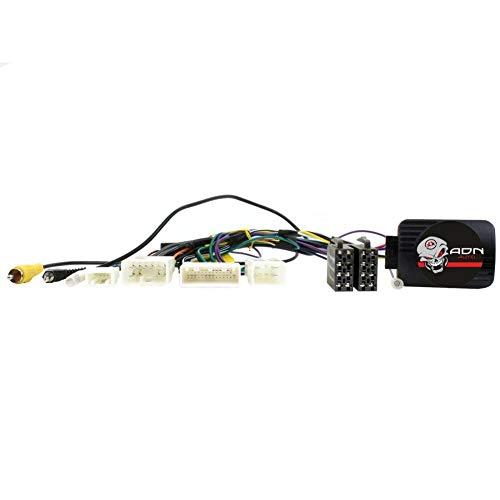 Interface Commande au volant SU6A pour Subaru Impreza ap17 Camera recul Alpine ADNAuto