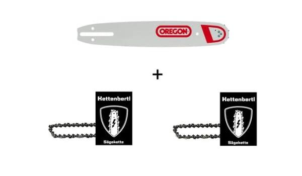 Oregon Führungsschiene Schwert 40 cm für Motorsäge OBI-CMI 2040KSS