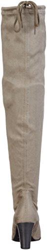 Caprice 25540 - Stivali Alti da Donna Grigio (Grey 200)
