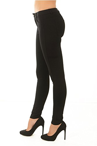 Guess Curve X, Jeans Slim Donna NERO A996