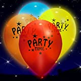 Illooms Party Time gemischte Luftballons (15Stück)