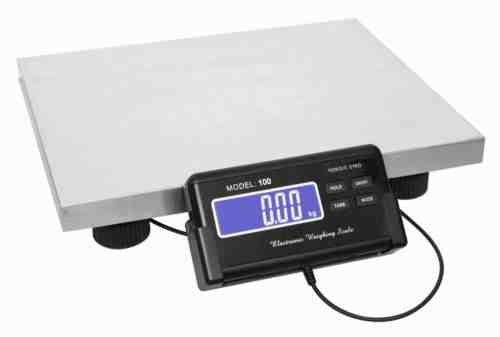 Digital Platform Weighing Parcel Scale, Industrial Scales 150kg 330Lbs