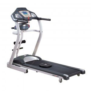 RoboTouch-Multi-function Foldable Motorized Treadmill- 09