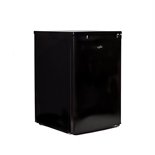Statesman U355B Under Counter Freezer, 55cm, Black
