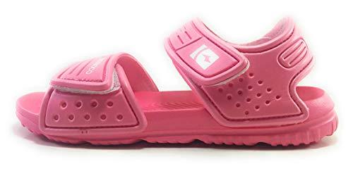 Girls' Thong Uk Pink Nicoboco Qmsuzvpg Size1 Sandals 5 HDWE9I2