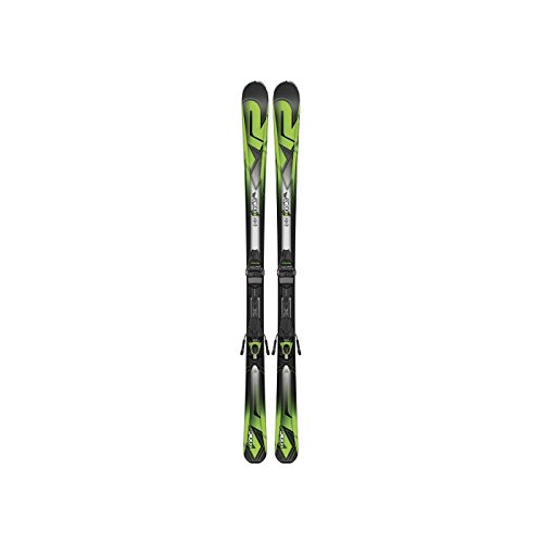 K2 All-Mountain Ski schwarz 177
