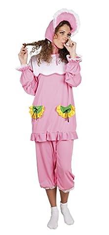 erdbeerloft - Damen Big Baby Kostüm- Taschen, Rosa, One Size (Belle Von Schöne Und Das Biest Kostüm Für Erwachsene)