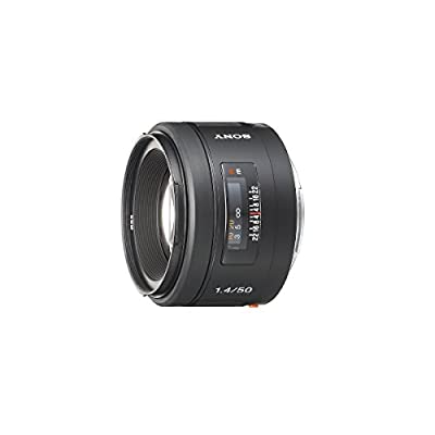 Sony SAL50F14.AE A Mount - Full Frame 50mm F1.4 Prime Lens - Black