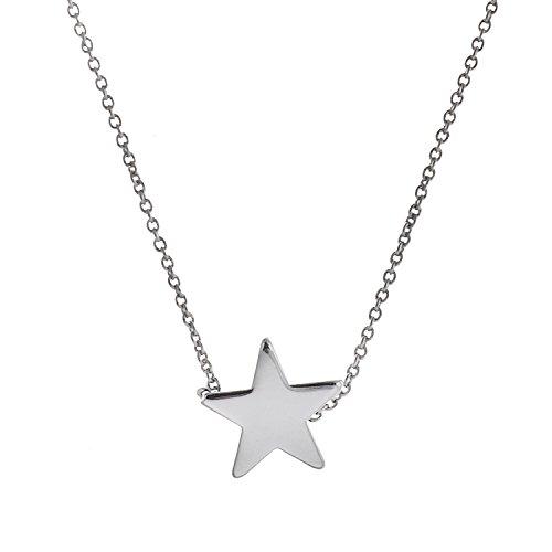 luremer-moda-estilo-alta-calidad-brass-estrella-pendant-collar-plata-tone01003824-2