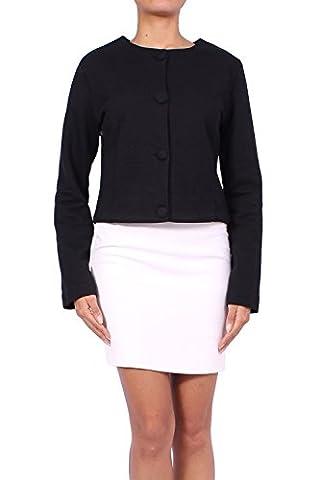 ANTA Q'ULQI - Tangüis cotton Jersey Jacket BALI - black, XL