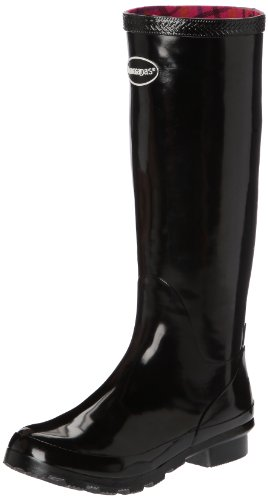 Havaianas Damen Helios Rain Boots Regenstiefel, Schwarz (Black), 36 EU