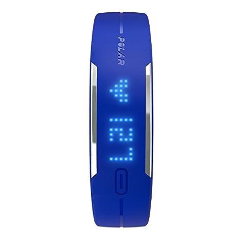 POLAR Activity Tracker Loop, Misty Blue, 90054600