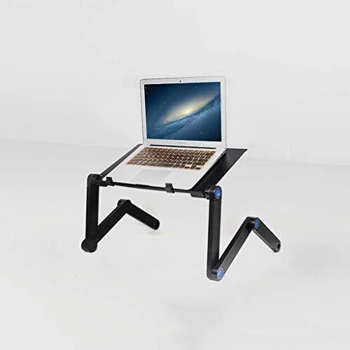 Tragbarer Laptop-Schreibtisch Faltbarer Nachttisch Computertisch Höhenverstellbarer Lesetisch Schreibtisch Kinder Lerntisch Picknicktisch Im Freien Grad Gekippt Element