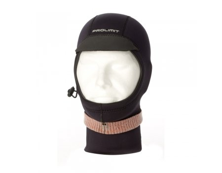 PROLIMIT - Cagoule néoprène Hood X-Treme - Noir, XL