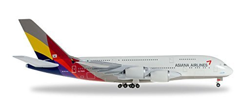 herpa-wings-526272001-asiana-airlines-airbus-a380-800-1-500-scale-diecast-model-by-herpa
