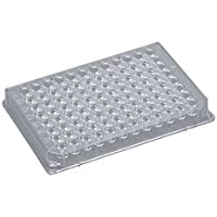 SLS Select MIC9048 Microplate 96 Well V Bottom, Polystyrene Sterile (Pack of 10)