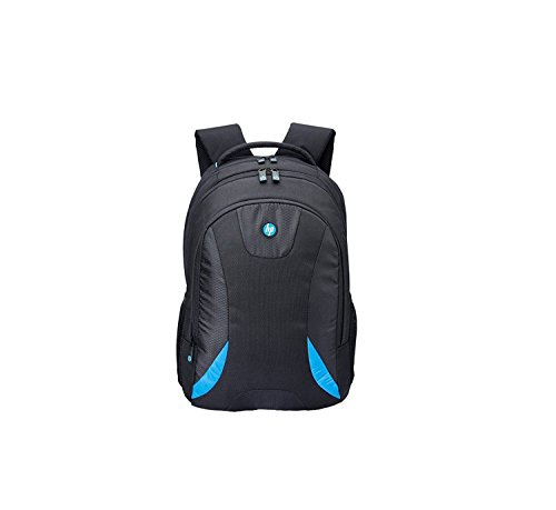 hp Polyester 25 Ltr Black Laptop Backpack