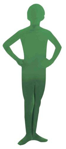 Costume Green Skin Suit Large (Invisible Man Kostüm Kind)