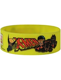 Marvel Comics Pulsera caucho X-Men
