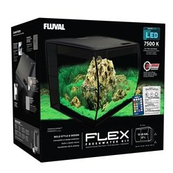 Fluval Flex Aquarium Set, 57 L -