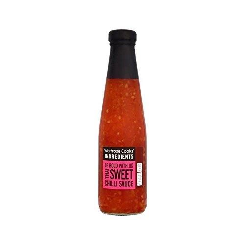 Les Ingrédients De Cuisiniers Piment Doux Sauce Waitrose De 295Ml - Paquet de 4