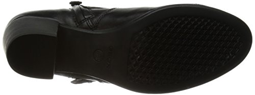 Geox - D Lucinda, Stivali Donna Nero (Black (nero))