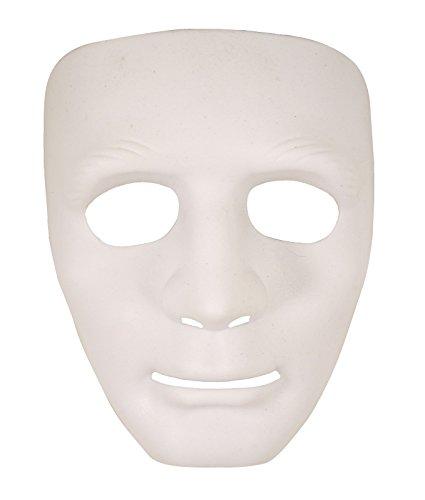 Weißen Einem Cape Mit Kostüm - Halloween Deluxe weiß Roboter Maske mit langen Cape Scary Party Kostüm