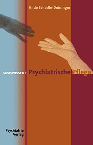 Cover »Basiswissen: Psychiatrische Pflege«