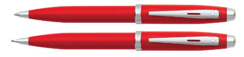 sheaffer-set-includes-ferrari-100-rosso-corsa-ballpoint-pen-pencil