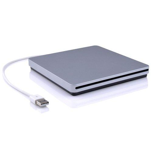Cybernova unidad seguridad USB externo CD-RW Slim