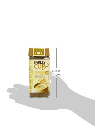 Barleycup Natural Instant Grain Coffee 100 g (Pack of 6) 31Tg8raFZcL