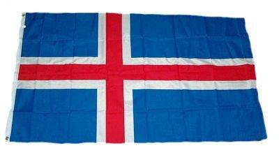 Islanda bandiera 90 x 150 cm