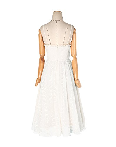 Artka Damen Kleid Beige - Beige