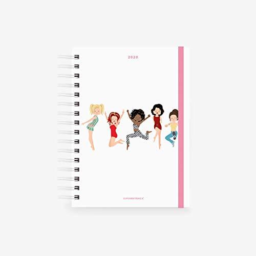 Agenda Poderosa 2019-20 · Girl Power (Spice Girls)