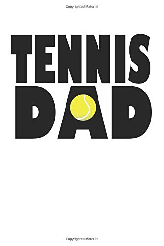 Preisvergleich Produktbild Tennis: Notizbuch für Coaches und Tennis Spieler / Tennis Dad / Für alle Notizen,  Termine,  Skizzen,  Zeichnungen oder Tagebuch (A5 / liniertes Papier / Soft Cover / 100 Seiten)
