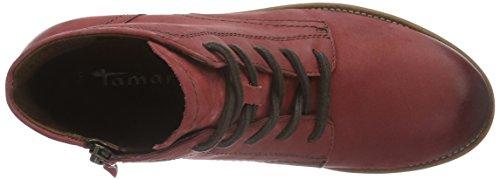 Tamaris 25235, Bottes Classiques Femme Rouge (Scarlet 529)