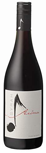 Arôme Syrah Vin Rouge Sec Pays du Vau Cluse IGP 2016 75 cl - Lot de 6