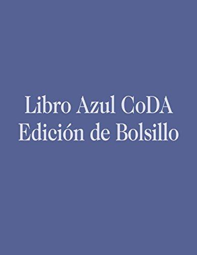 Libro Azul CoDA Edición de Bolsillo: Codependientes Anonimos (Edición Abreviada) Co-Dependents- Anonymous