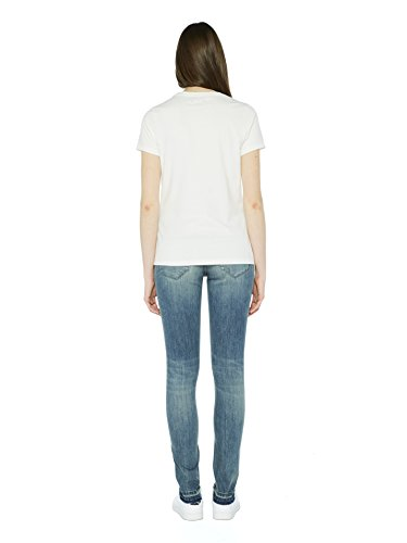 Colorado Denim Rosemary, T-Shirt Femme Weiß (Blanc De Blanc 1213)