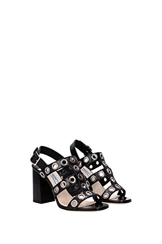 Sandales Prada Femme - (1X424GNERO) EU Noir