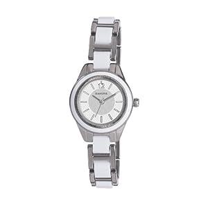 Kahuna KLB-0039L – Reloj para Mujeres, Correa de Acero Inoxidable