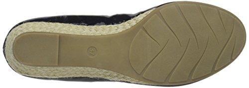 Marco Tozzi 22200, Zapatos De Cuña Para Mujer Azul (navy Patent 826)