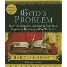 God's Problem CD by Bart D. Ehrman (2008-02-19)