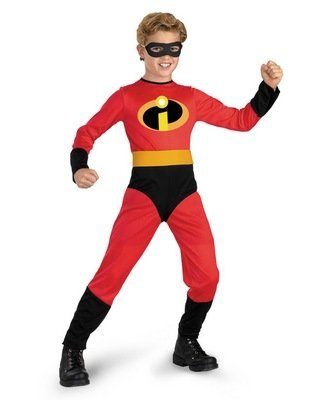 Dash Incredible Child Costume by Disguise