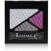 (2 Pack) Rimmel Glam'Eyes Trio Eye Shadow ~ Dark Angel 747 by Rimmel